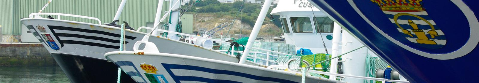 Portos mariñeiros